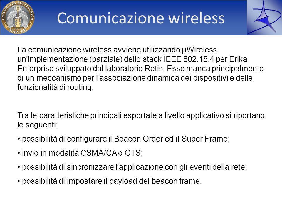 Comunicazione wireless