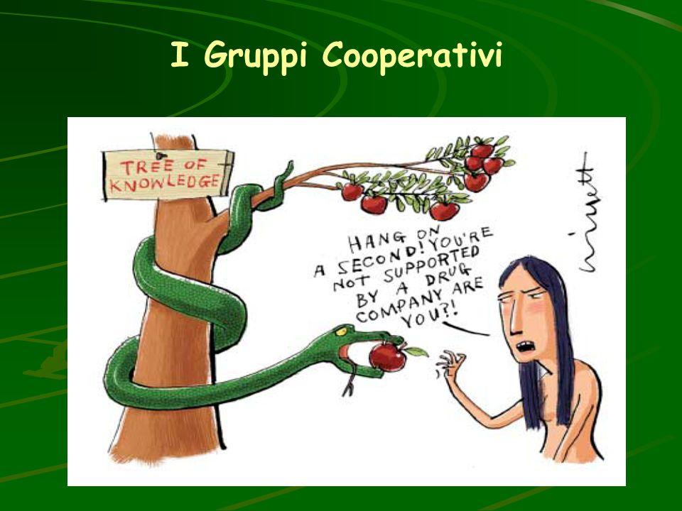 I Gruppi Cooperativi Una gloria del sistema oncologia, in Italia e nel Mondo.