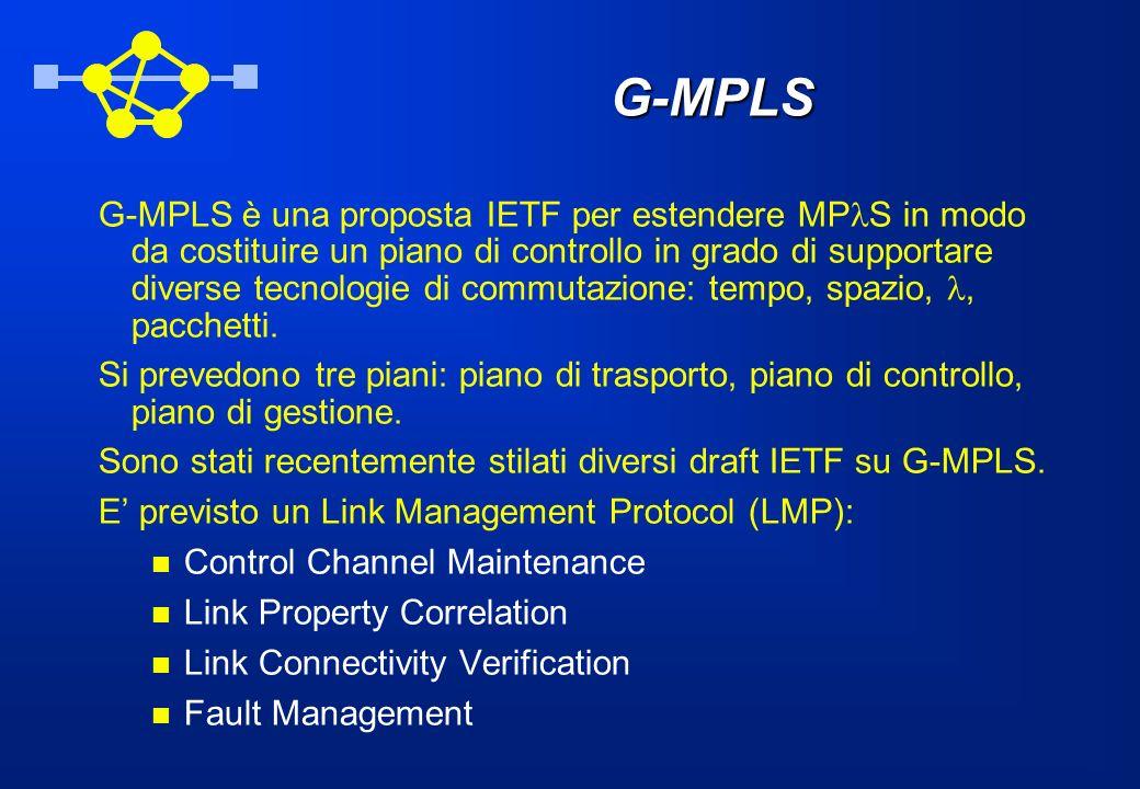 G-MPLS