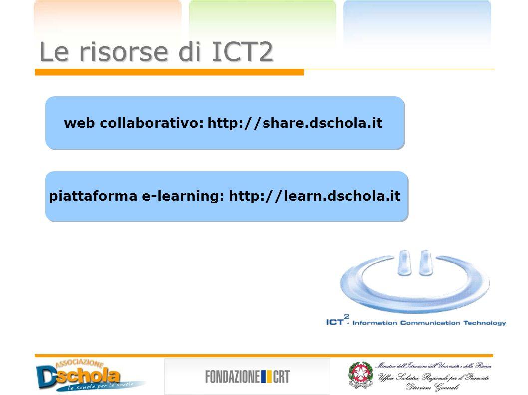 piattaforma e-learning: http://learn.dschola.it