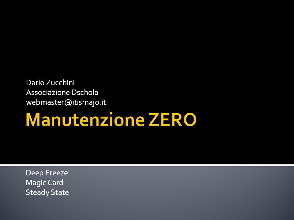 Dario Zucchini Associazione Dschola webmaster@itismajo.it