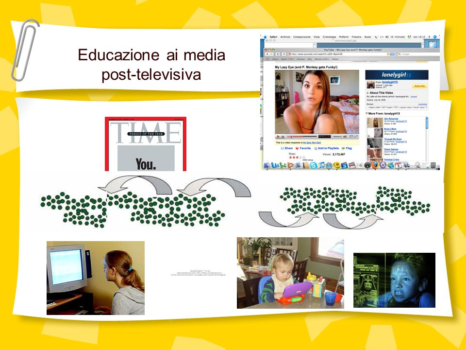 Educazione ai media post-televisiva