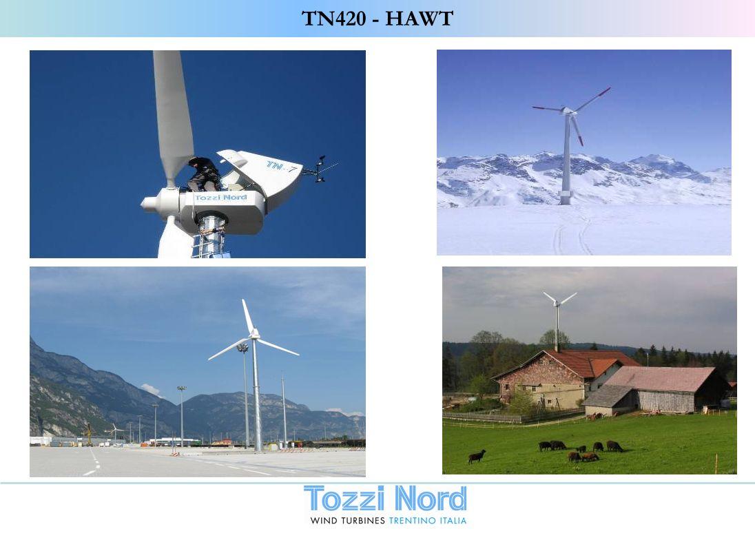 TN420 - HAWT