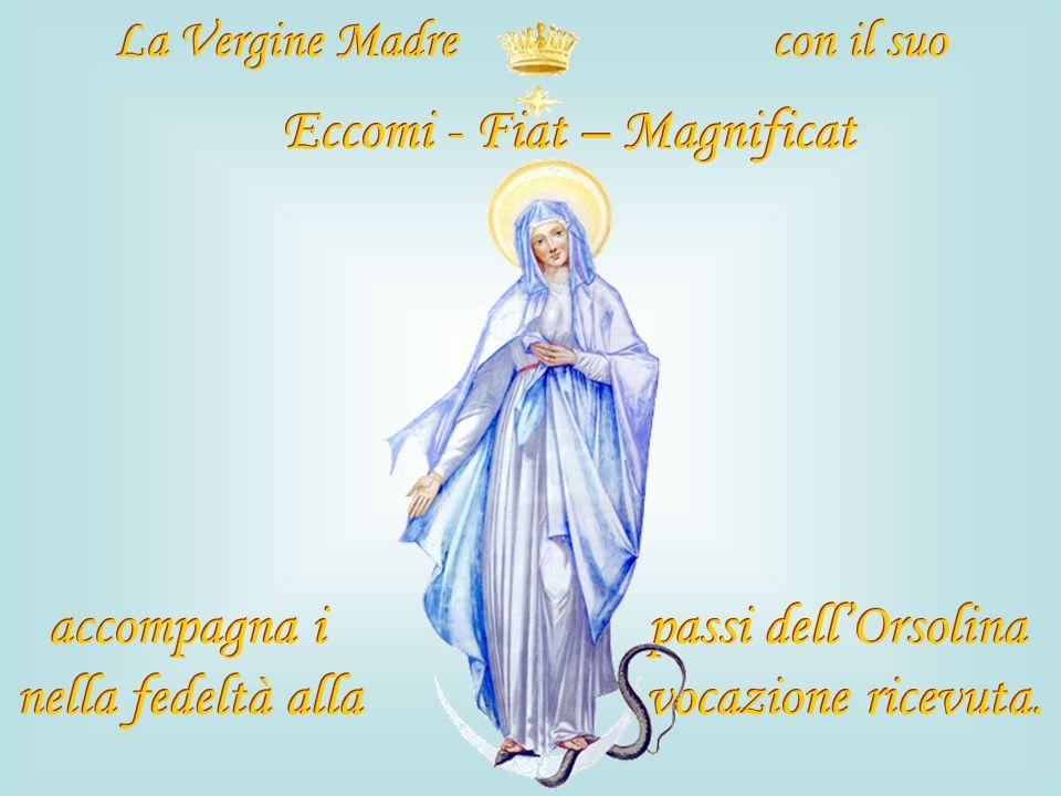 Eccomi - Fiat – Magnificat
