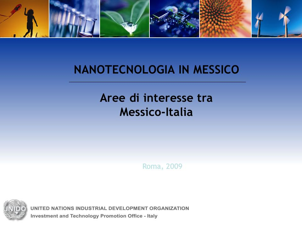 NANOTECNOLOGIA IN MESSICO