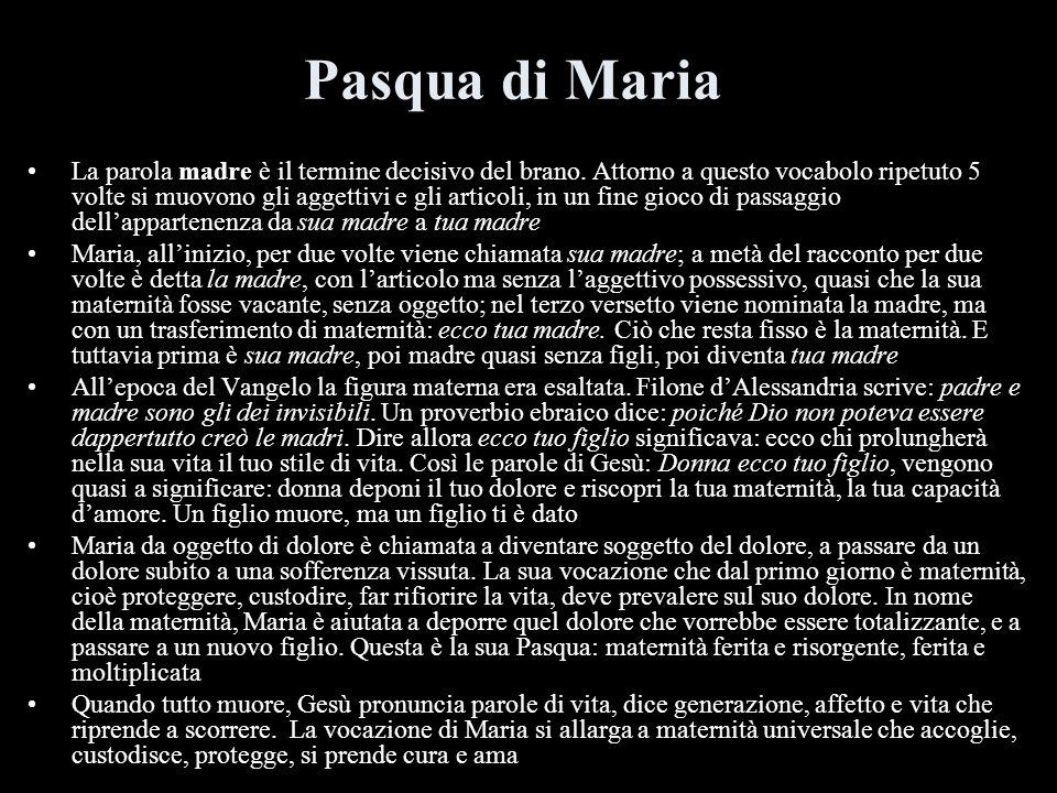 Pasqua di Maria