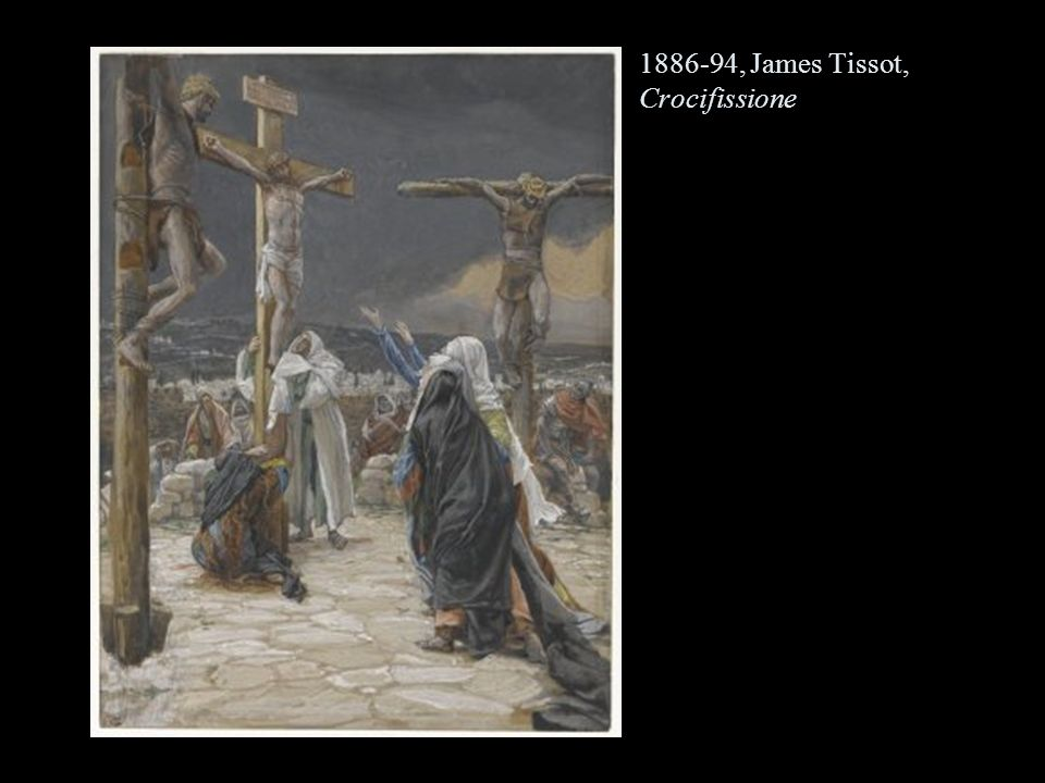 , James Tissot, Crocifissione