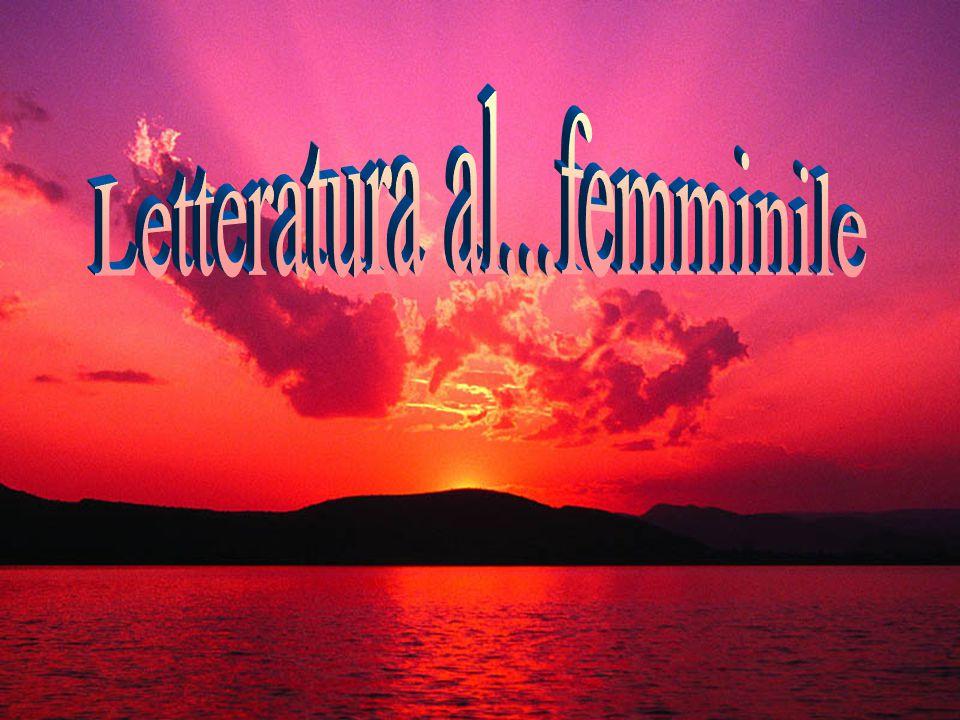 Letteratura al...femminile
