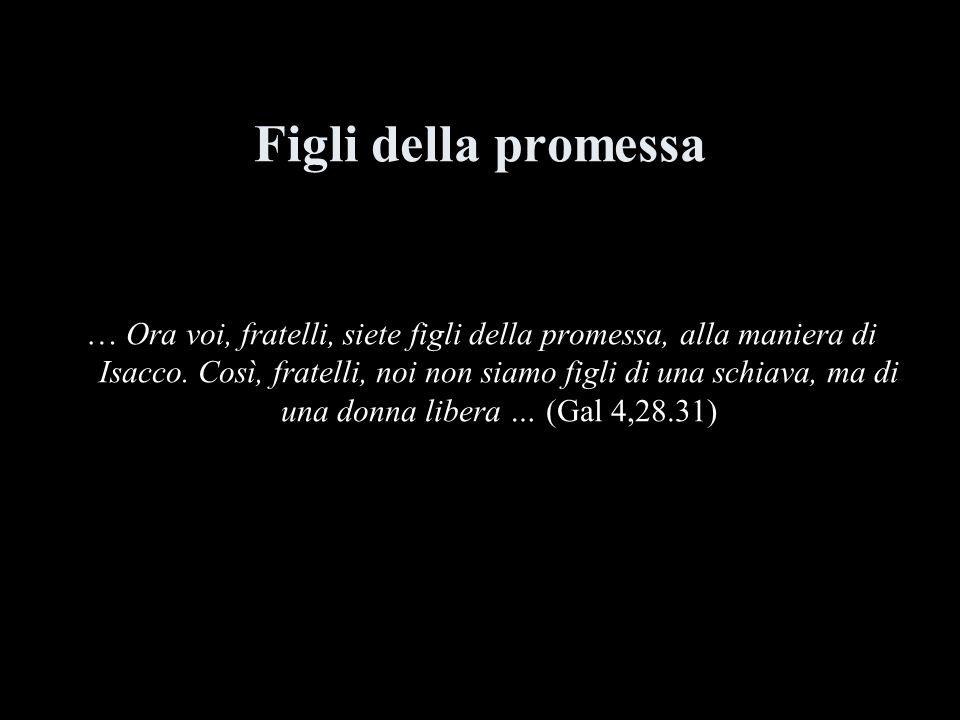 Figli della promessa