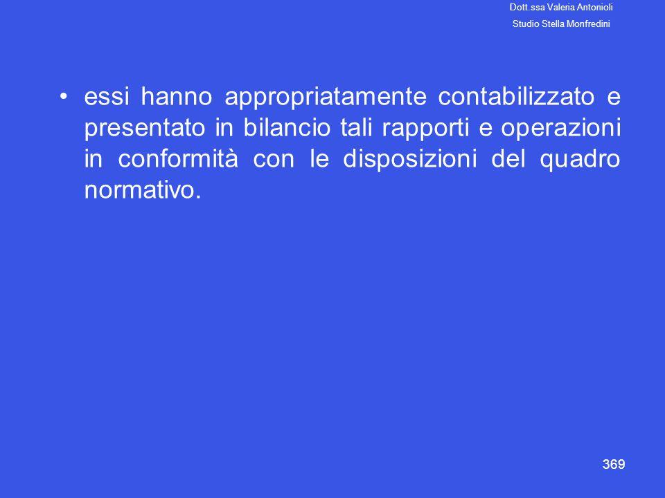 Dott.ssa Valeria Antonioli