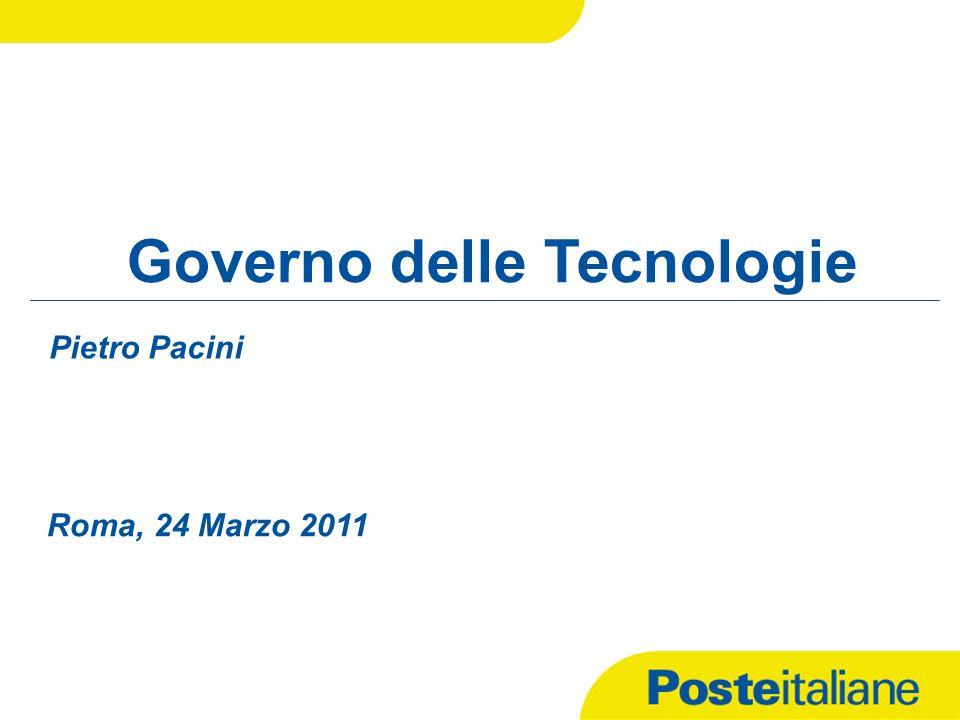 Governo delle Tecnologie