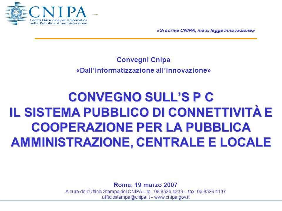 «Dall'informatizzazione all'innovazione»