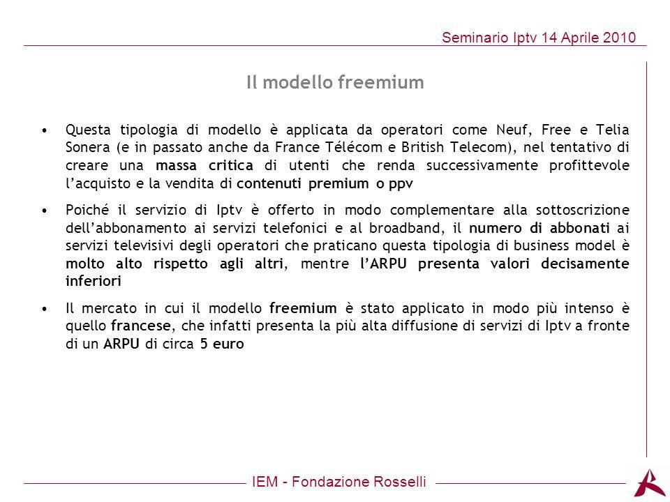 Il modello freemium