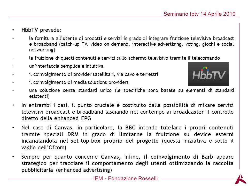 HbbTV prevede: