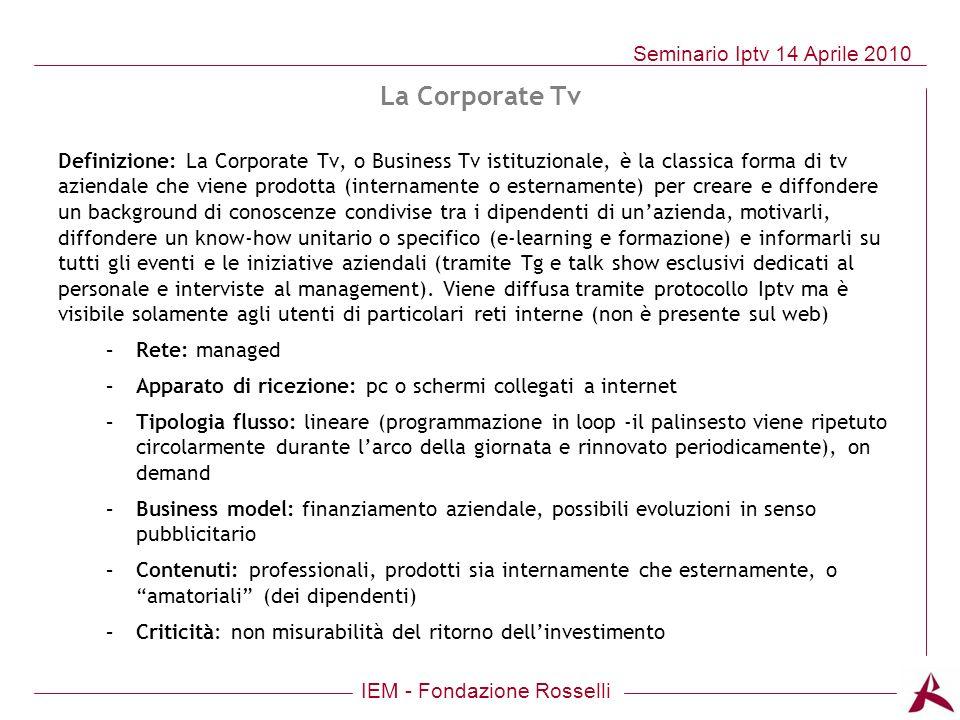La Corporate Tv