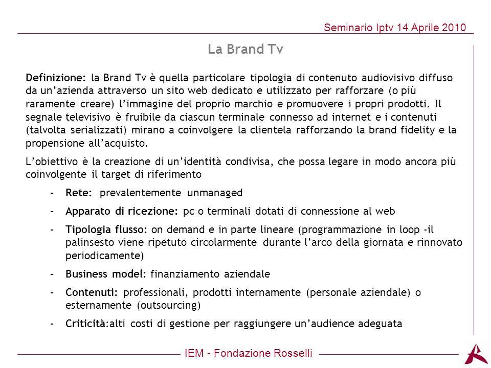La Brand Tv