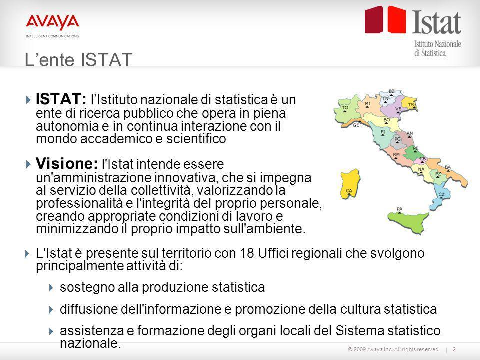 L'ente ISTAT