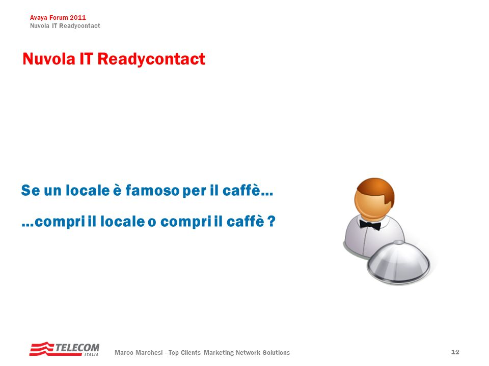 Nuvola IT Readycontact