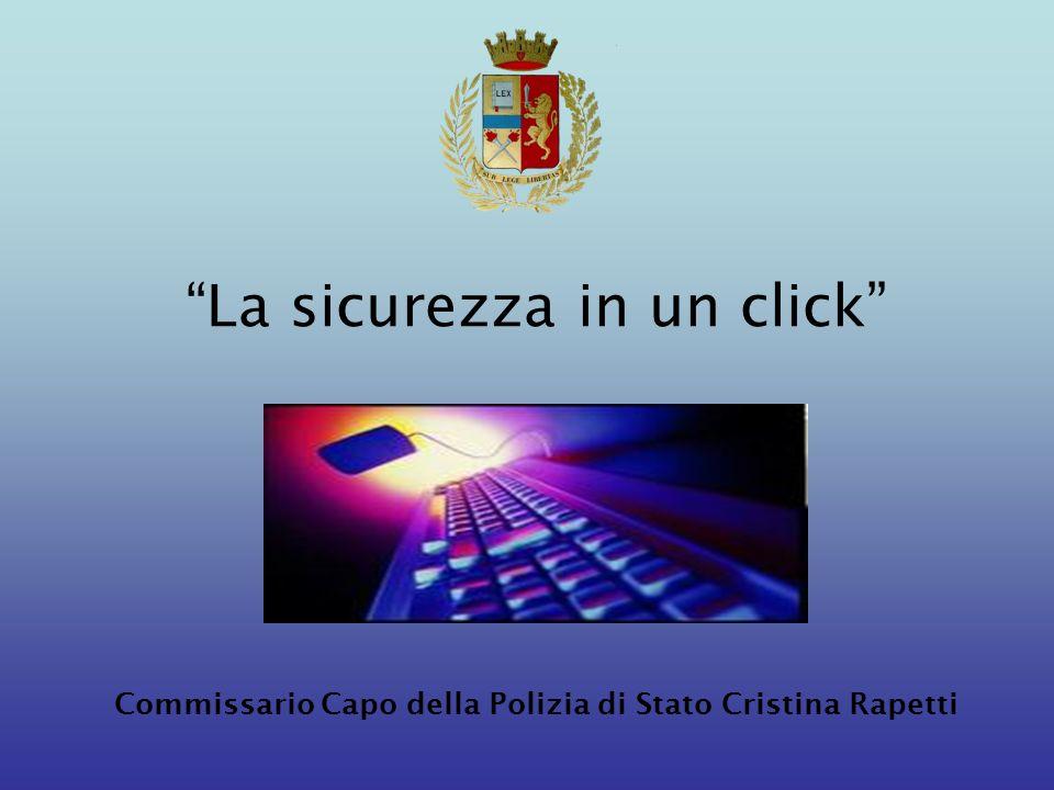 La sicurezza in un click