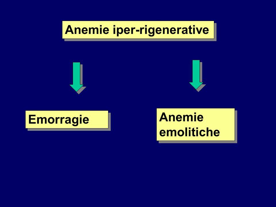 Anemie iper-rigenerative