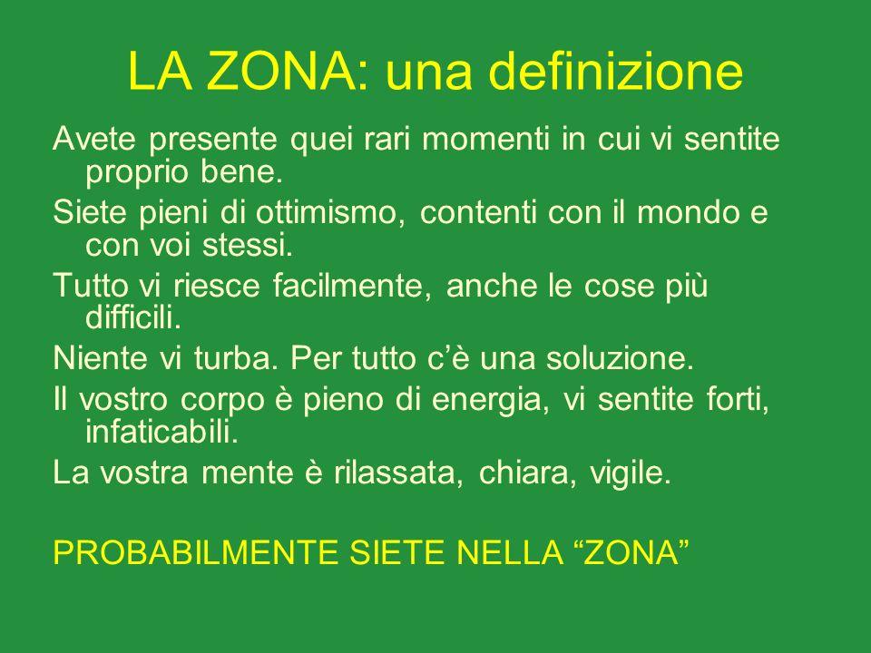 LA ZONA: una definizione