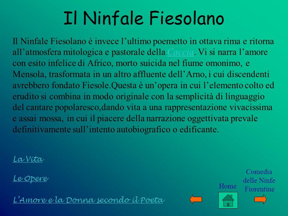 Il Ninfale Fiesolano