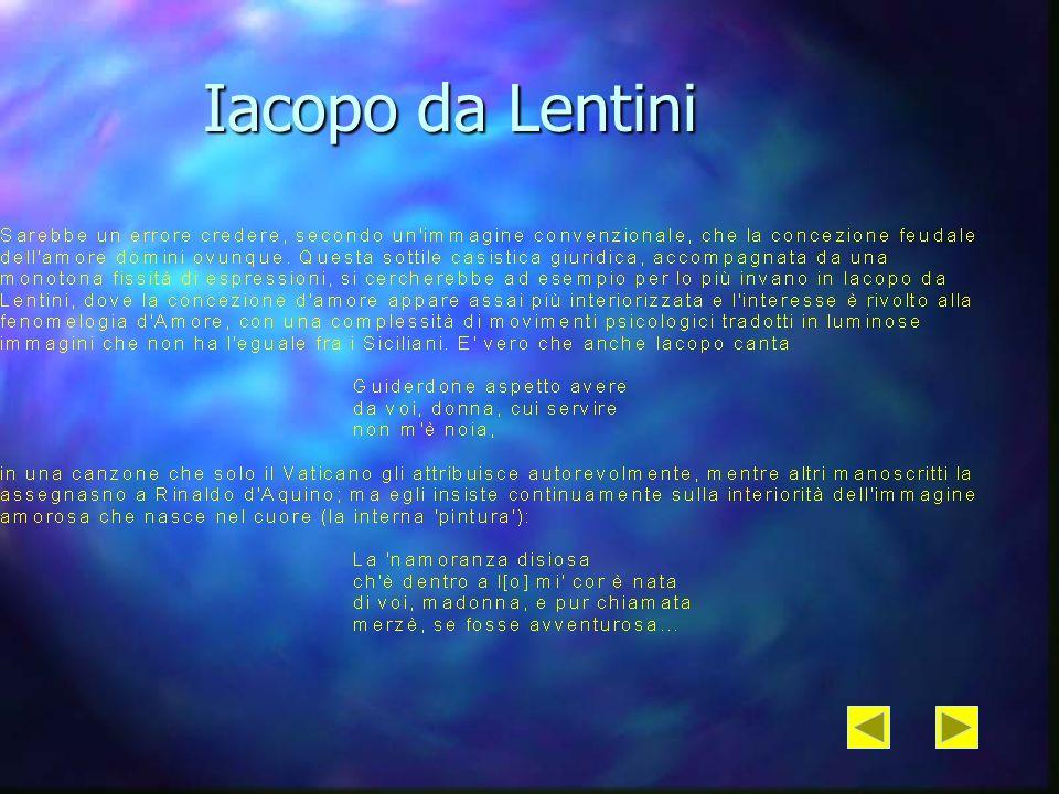 Iacopo da Lentini