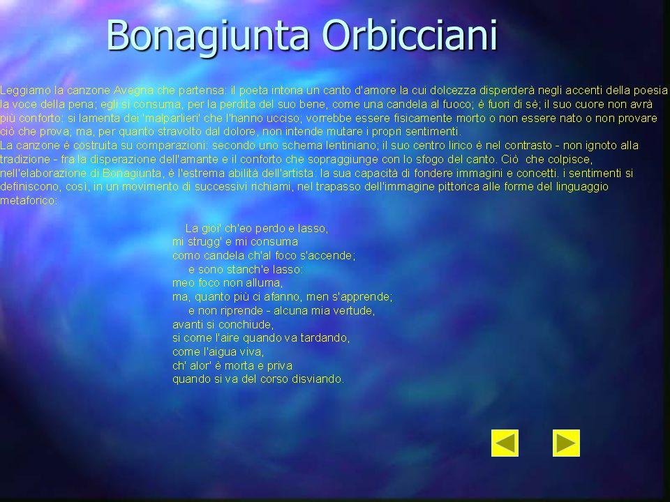 Bonagiunta Orbicciani
