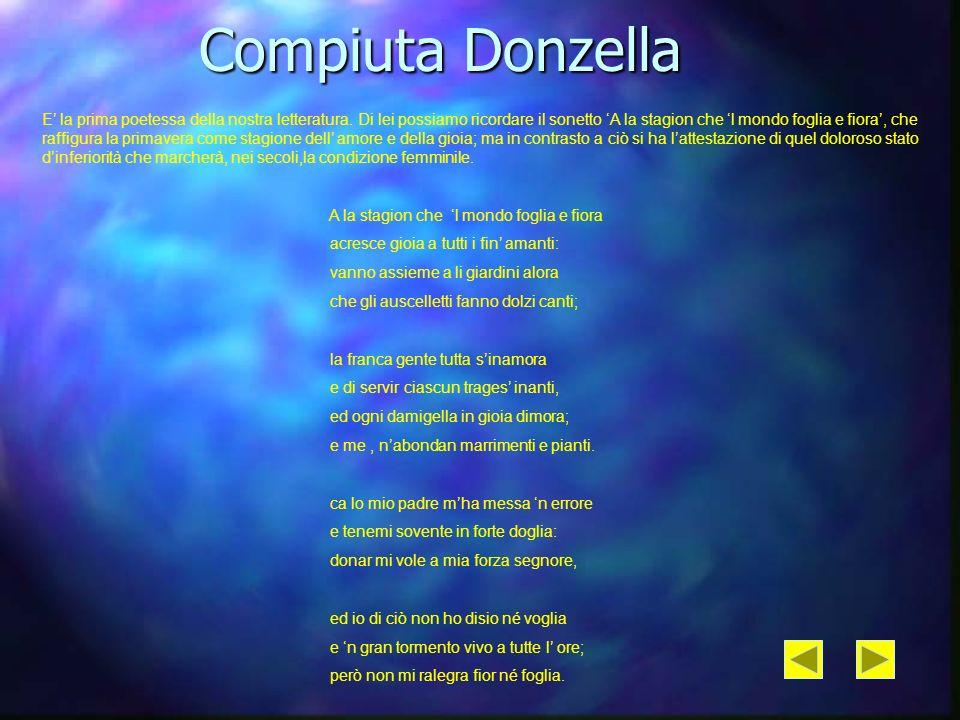 Compiuta Donzella