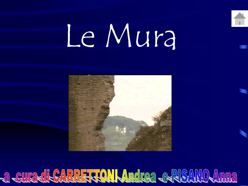 a cura di CARRETTONI Andrea e PISANO Anna