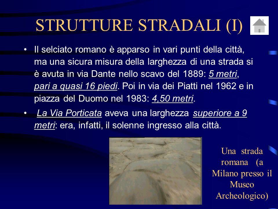 STRUTTURE STRADALI (I)