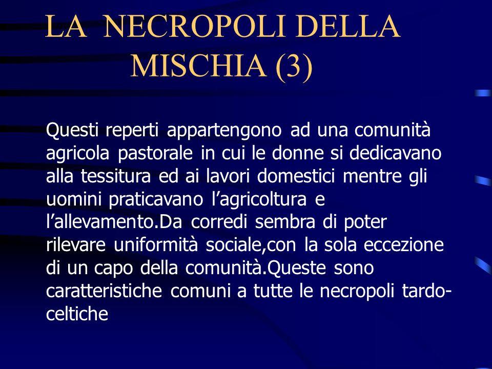 LA NECROPOLI DELLA MISCHIA (3)