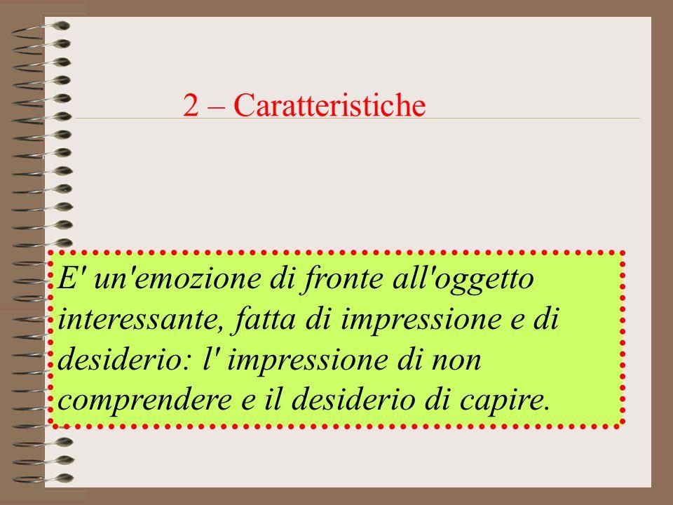 2 – Caratteristiche