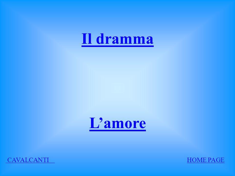 Il dramma L'amore.