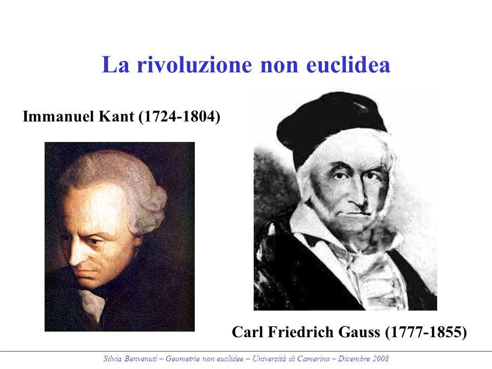 La rivoluzione non euclidea