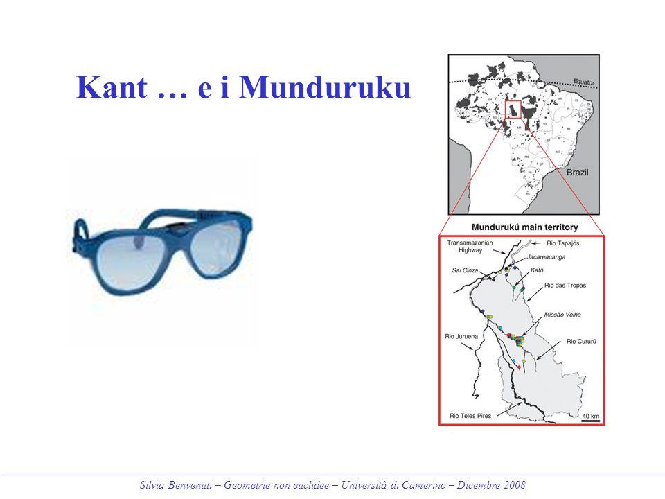 Kant … e i Munduruku