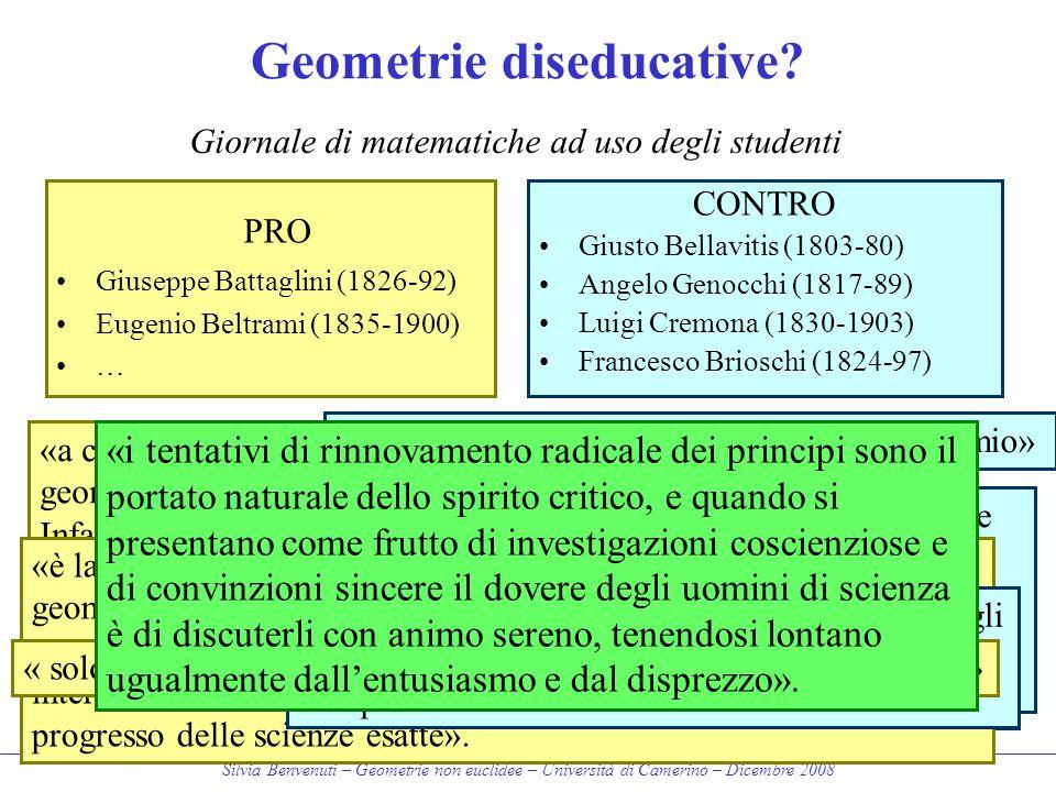 Geometrie diseducative