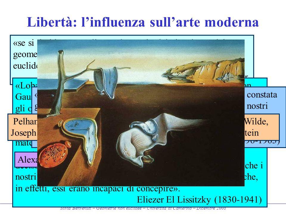Libertà: l'influenza sull'arte moderna
