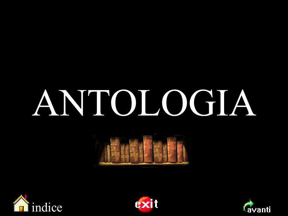 ANTOLOGIA indice