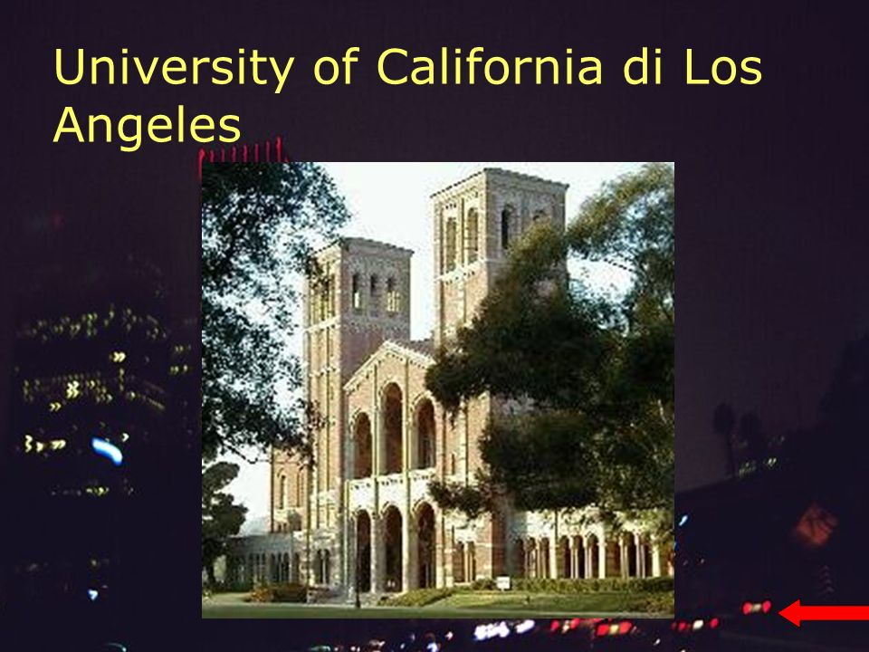 University of California di Los Angeles