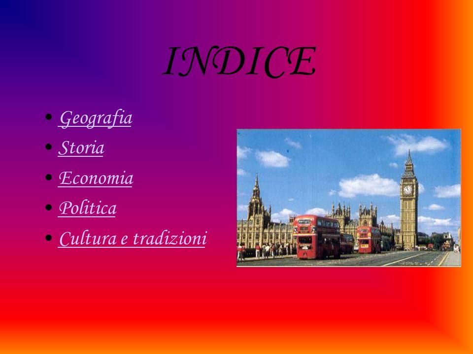 INDICE Geografia Storia Economia Politica Cultura e tradizioni