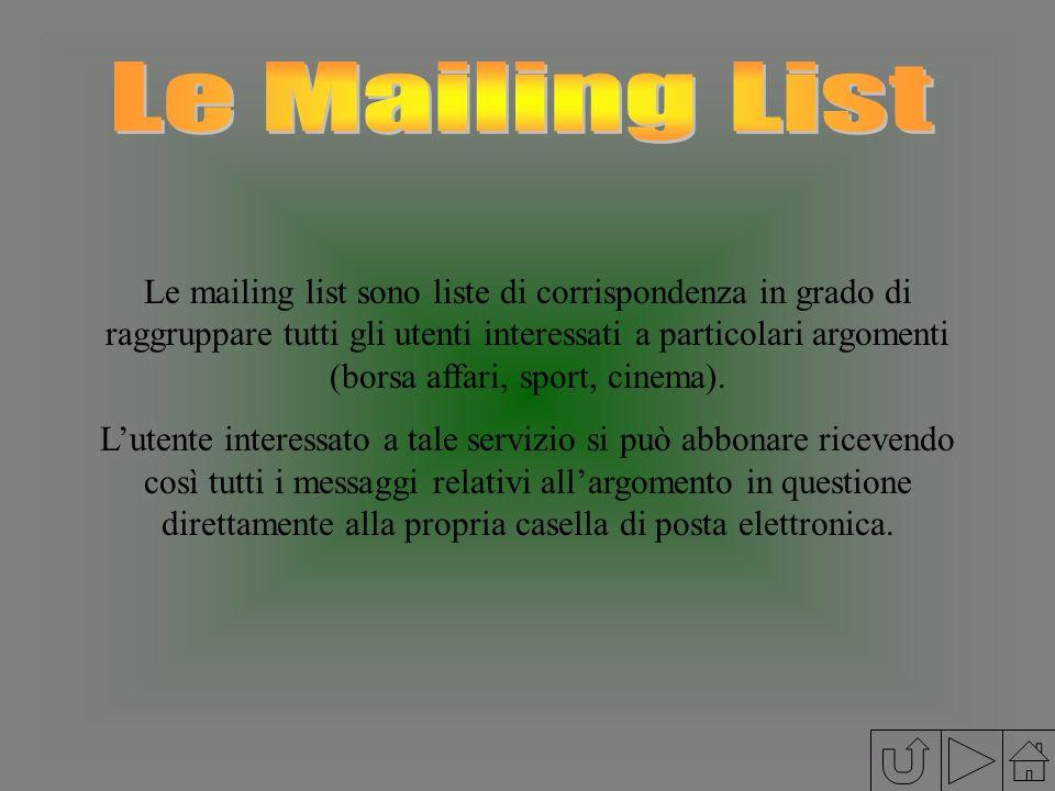 Le Mailing List