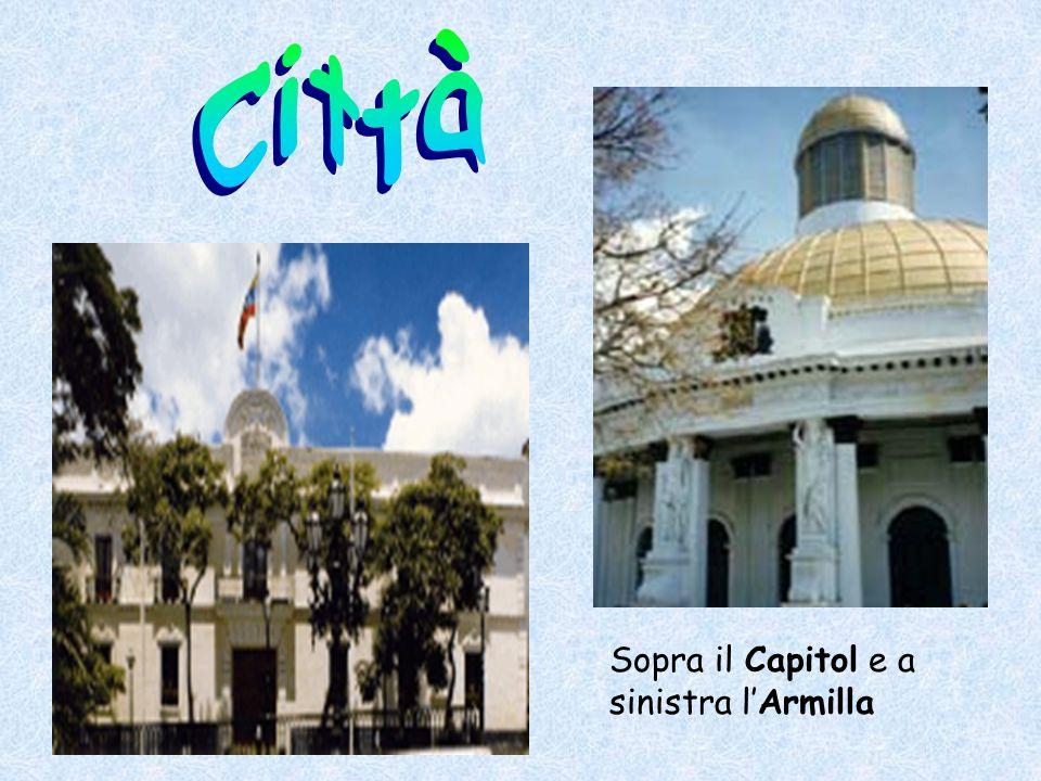 Città Sopra il Capitol e a sinistra l'Armilla