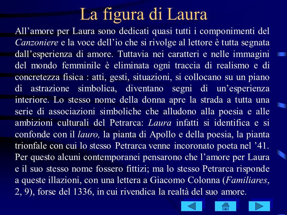 La figura di Laura