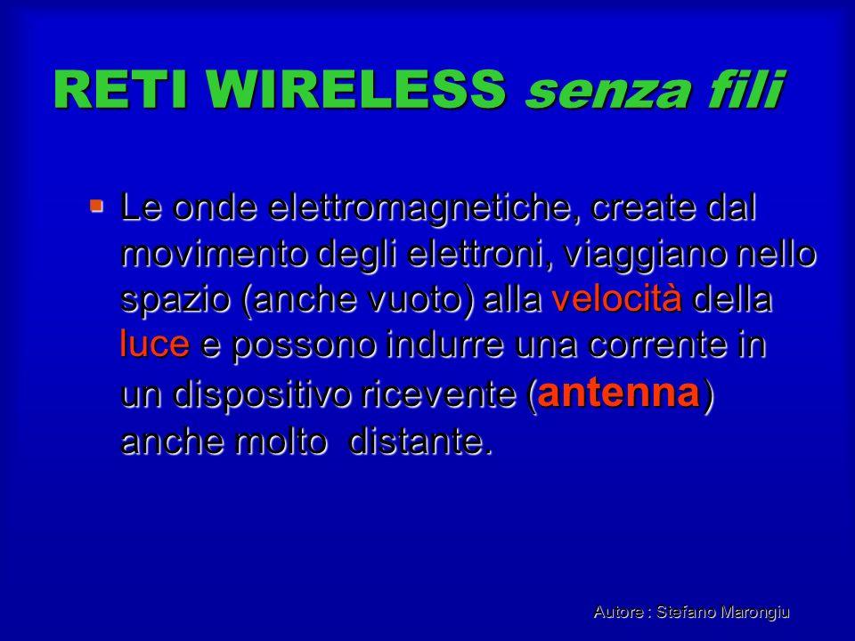 RETI WIRELESS senza fili