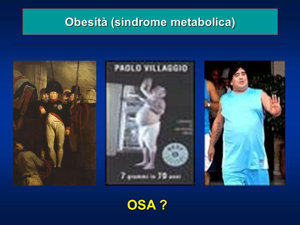 Obesità (sindrome metabolica)