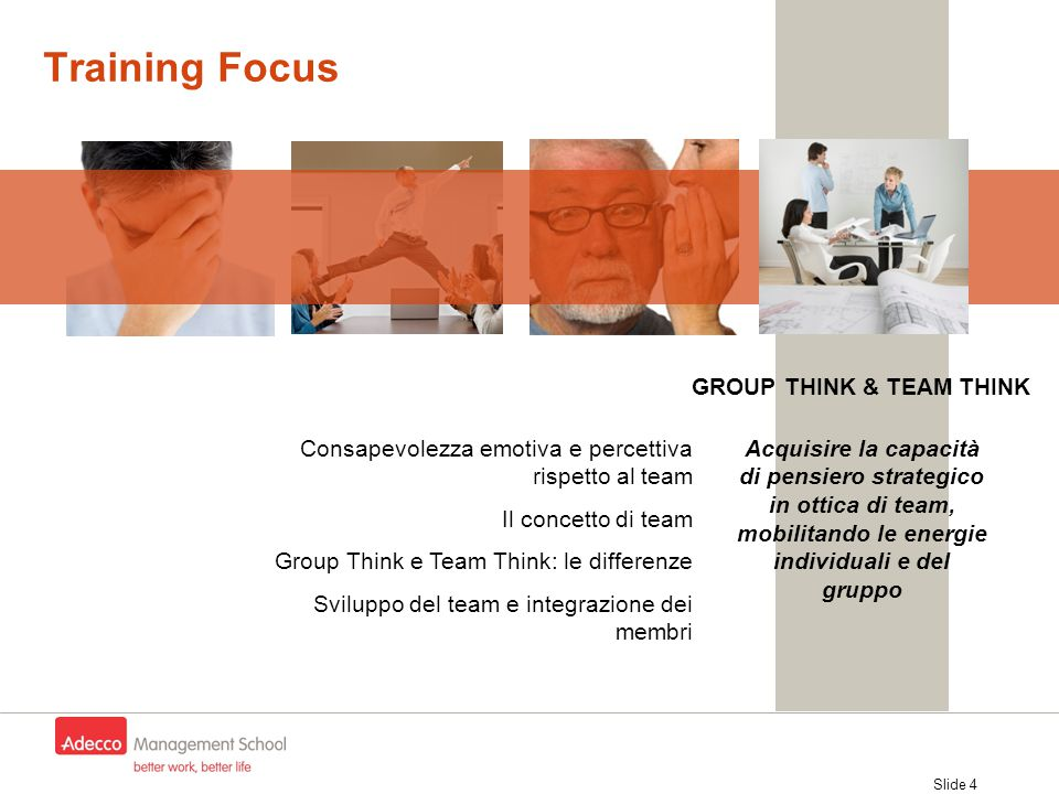 GROUP THINK & TEAM THINK