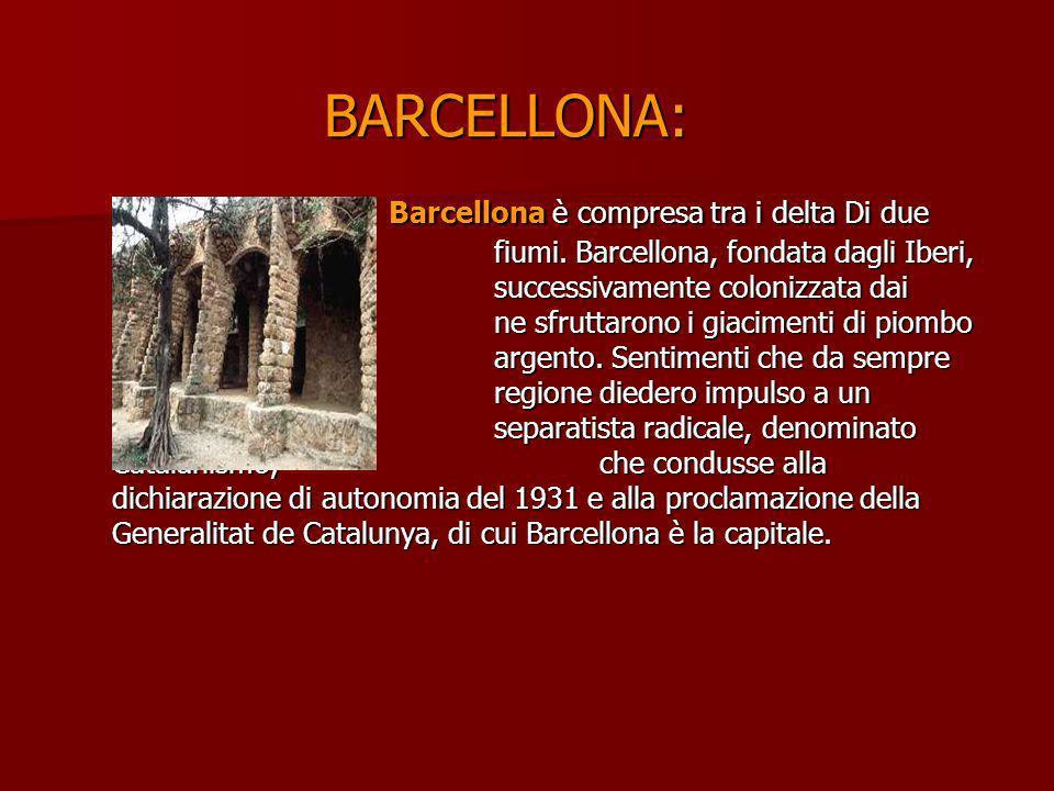BARCELLONA: