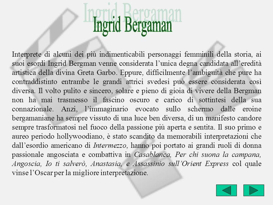 Ingrid Bergaman