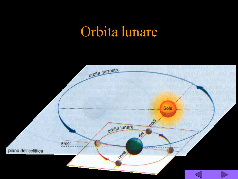 Orbita lunare